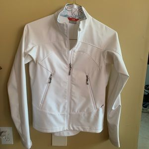 Avia size XS white Athletic jacket
